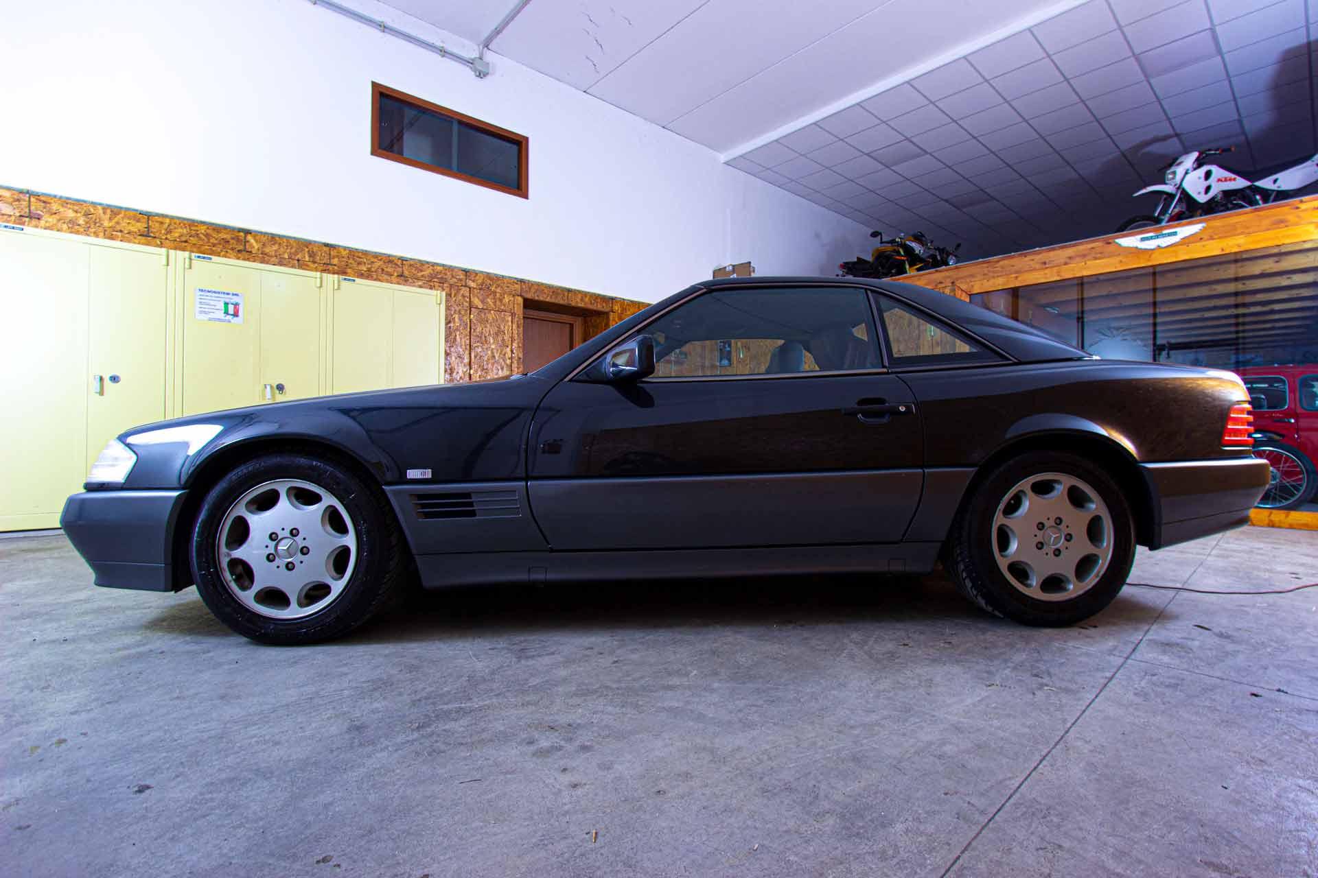 Mercedes 500sl_IMG_7170